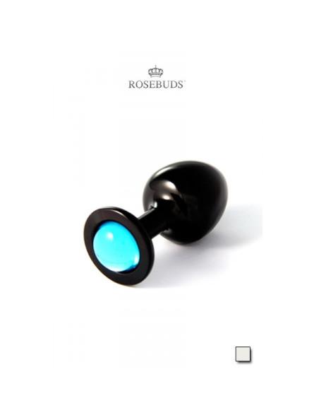 Rosebud Aluminium Small  Black - SEXTOYS - La boutique du plaisir votre Sex-shop