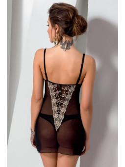 Nuisette et string Tyrone - La boutique du plaisir votre Sex-shop