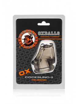 Oxballs Cocksling 2 - Smoke - La boutique du plaisir votre Sex-shop
