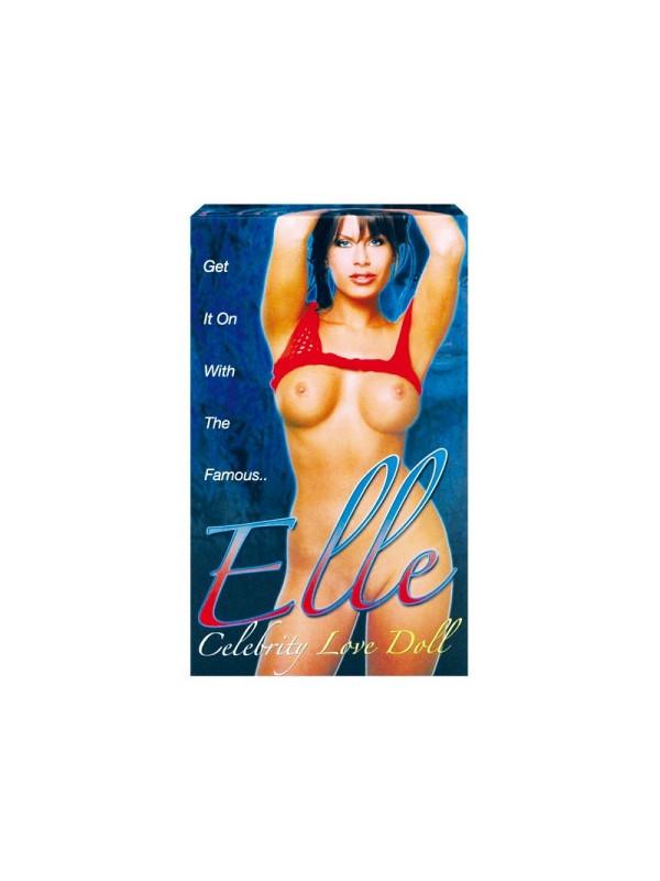 Poupée Elle Celebrity - La boutique du plaisir votre Sex-shop