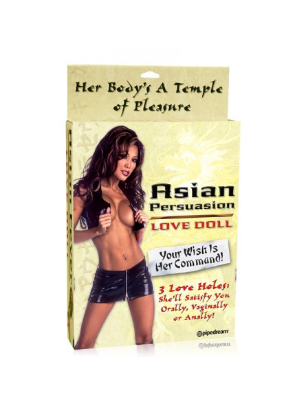 Asian Fever Love Doll - Sex Shop - La boutique du plaisir votre Love shop - poupée gonflable