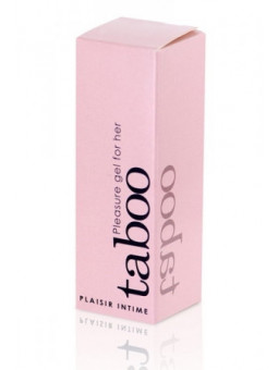 Gel Plaisir clitoridien Taboo - Sex Shop - La boutique du plaisir votre Love shop