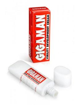 Crème virile développante  Gigaman - Sex Shop - La boutique du plaisir votre Love shop