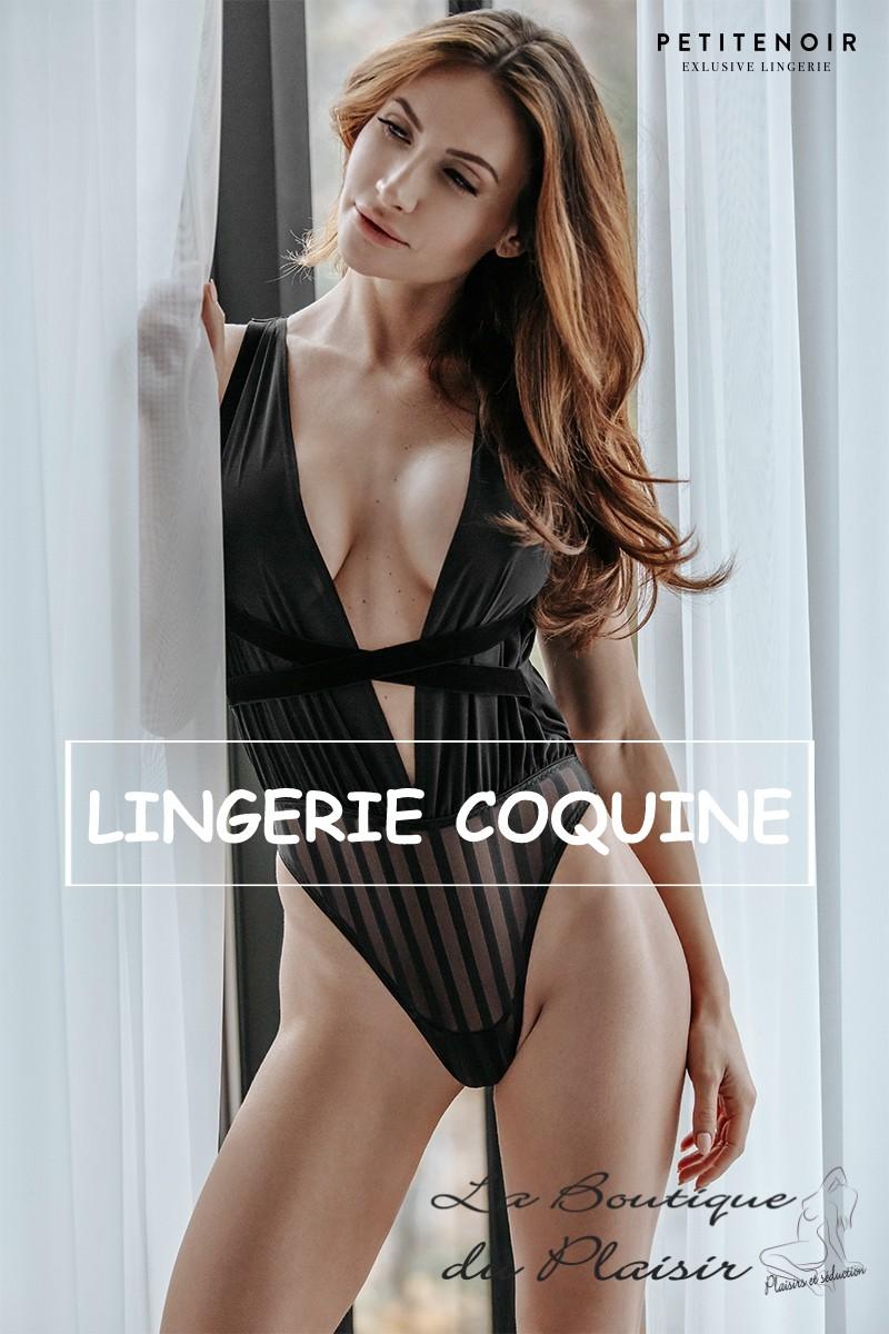 SEX-SHOP EN LIGNE - LINGERIE COQUINE
